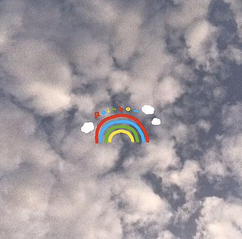 空  エモい  雲の画像(プリ画像)