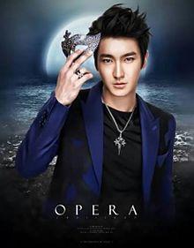 シウォン Operaの画像(operaに関連した画像)