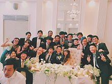 ジャンポケ太田さんの結婚式ーー!の画像(プリ画像)