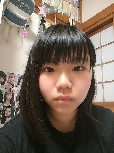 私の顔の画像(プリ画像)