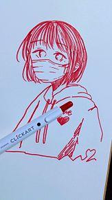 らくがきの画像(可愛い女の子 イラストに関連した画像)