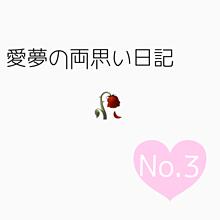 愛夢の両想い日記__No.3の画像(両想いに関連した画像)