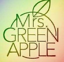 Mrs.GREENAPPLE プリ画像