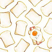 かわいい パン 卵の画像14点完全無料画像検索のプリ画像bygmo