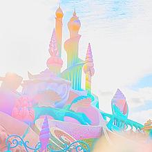 ディズニーの画像(空 風景に関連した画像)