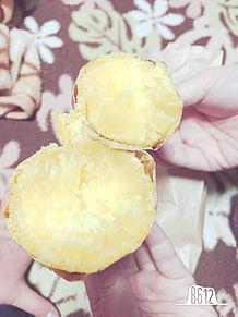 焼き芋の画像(プリ画像)