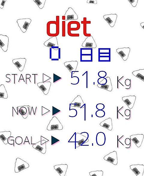 ダイエットはじめましたの画像 プリ画像
