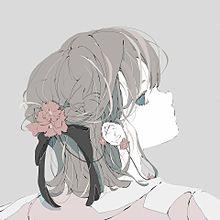 綺麗な女の子イラスト♡ プリ画像