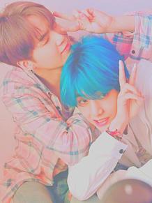 BTS  ゆんぎ&てて  🔍⤴︎ ⤴︎の画像(Jungkook/チョンジョングクに関連した画像)