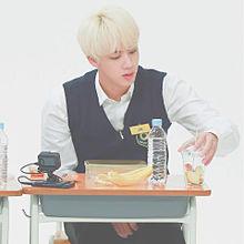 BTS  🍎を狙うじんさん🐹  🔍⤴︎ ⤴︎の画像(RM/キムナムジュン/ナムジュンに関連した画像)