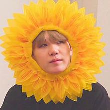 BTS  お花ゆんぎ🐭  🔍⤴︎ ⤴︎の画像(かわいい/かっこいいに関連した画像)
