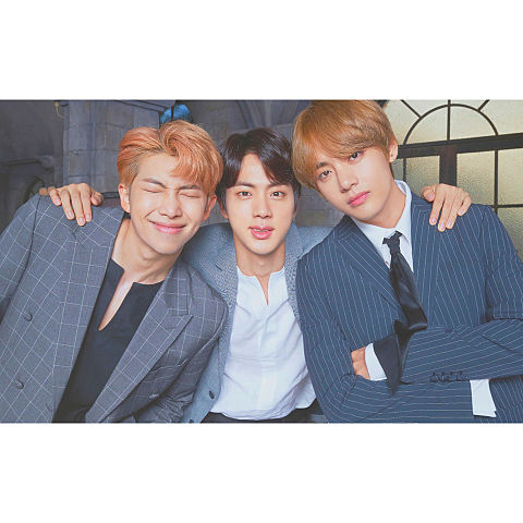 BTS  きむ3兄弟  🔍⤴︎ ⤴︎の画像 プリ画像