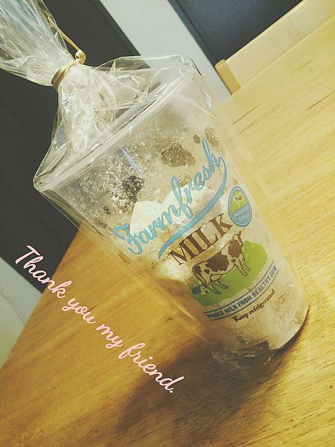 thank you my friend💕の画像(プリ画像)