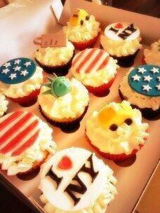 アメリカンカップケーキの画像(プリ画像)