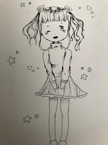 沙羅双樹さんの代理キャラ描かせていただきました!の画像(代理キャラに関連した画像)