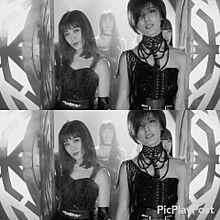 モノクロ♡の画像(プリ画像)