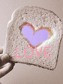 LOVEの画像(食パンに関連した画像)