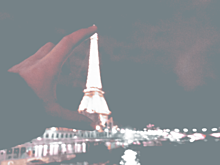 エッフェル塔の画像(エッフェル塔に関連した画像)
