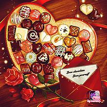 チョコの画像(#チョコレートに関連した画像)