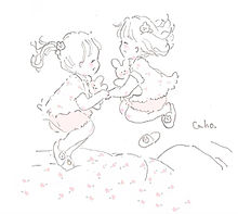 Cahoさん イラスト 高画質の画像(人形に関連した画像)