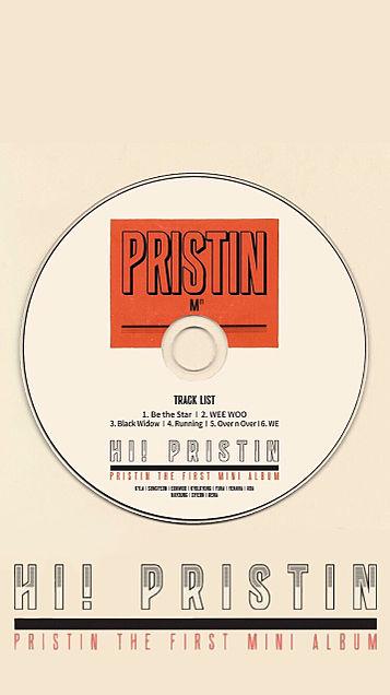 --HI!PRISTIN--の画像 プリ画像