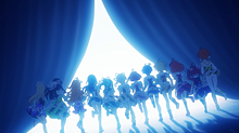 Tokyo 7th シスターズ AXISストーリー(?)最終話の画像(Tokyo7thシスターズに関連した画像)