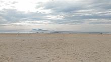 朝のビーチの画像(ビーチ 海 背景に関連した画像)