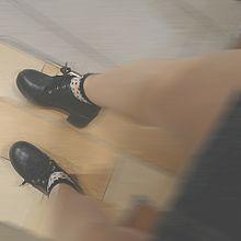 お気に入りの靴😳🥺❤の画像(靴に関連した画像)