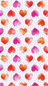 かわいい壁紙 ハートの画像(かわいい壁紙に関連した画像)