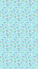 かわいい壁紙 小花柄 プリ画像