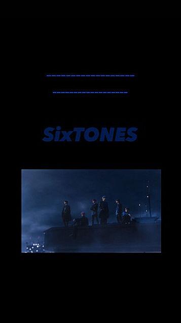 SixTONES 壁紙の画像 プリ画像