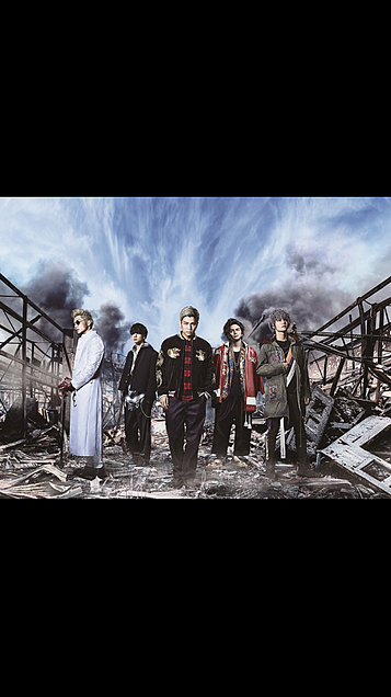 HIGH&LOW THE MOVIE2 END OF SKYの画像(プリ画像)