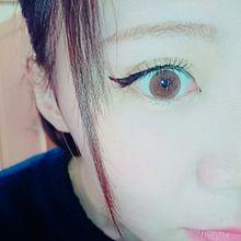 色素薄い 系  make-up