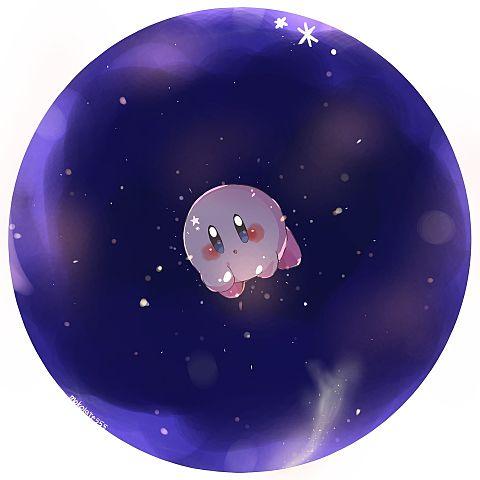 宇宙カービィの画像 プリ画像