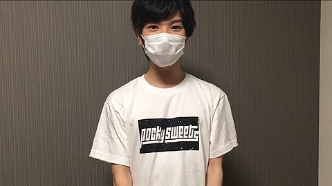 ポキさんTシャツの画像(プリ画像)
