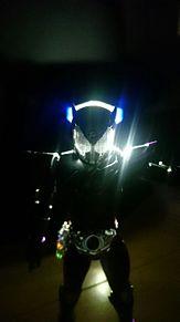 闇の中のボディの画像(仮面ライダーチェイサーに関連した画像)
