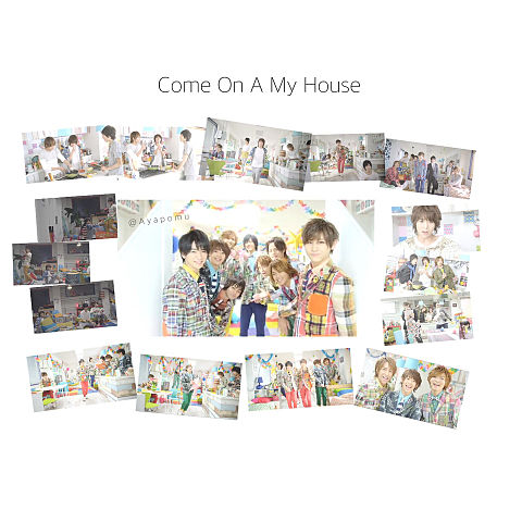 Come On A My Houseの画像(プリ画像)