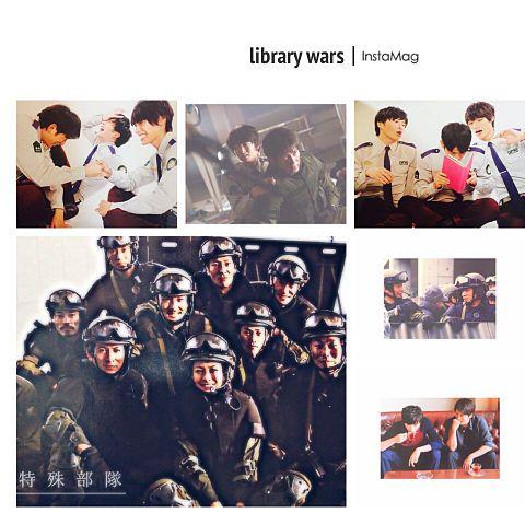 library warsの画像(プリ画像)