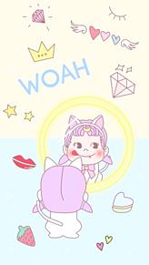peko chan プリ画像