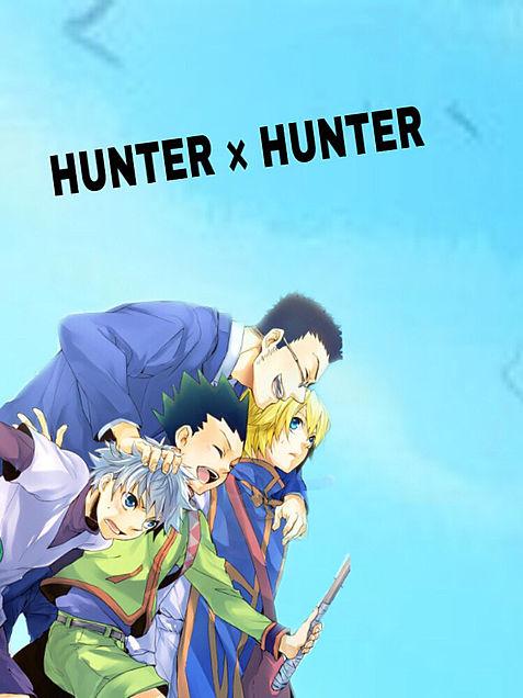 HUNTER × HUNTERの画像 プリ画像
