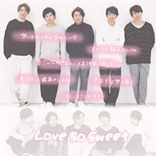 ▷ 嵐 : Love so sweet プリ画像