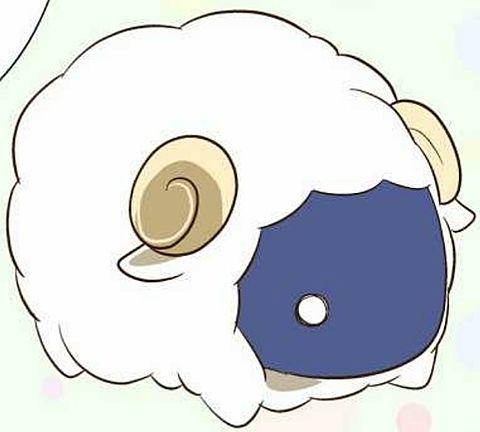 羊ムクムク♡の画像(プリ画像)