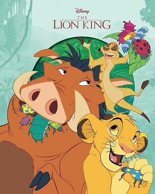 仲良し3人組ライオンキング