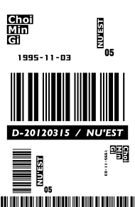 NU'ESTの画像(ミニョンに関連した画像)