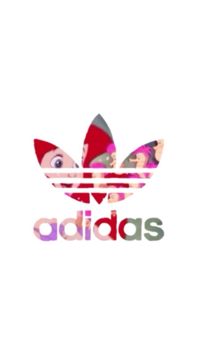 アリエル adidas 壁紙(大) プリ画像