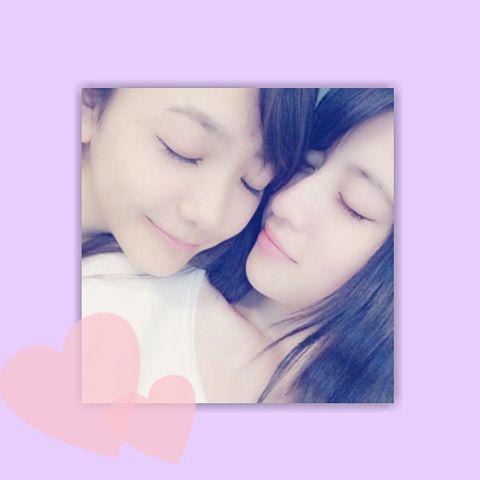松井愛莉×三吉彩花の画像(プリ画像)