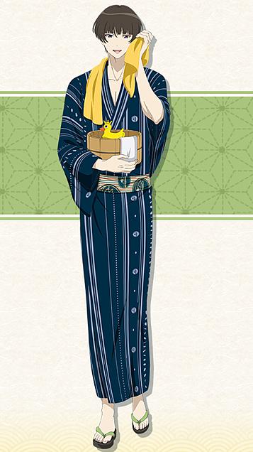 刀剣乱舞 大江戸温泉物語の画像(プリ画像)
