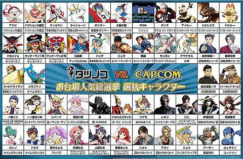 キャラクター人気総選挙 詳細へ…の画像(プリ画像)