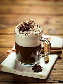 ホットチョコレートの画像(ホットチョコレートに関連した画像)