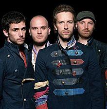 Coldplay プリ画像